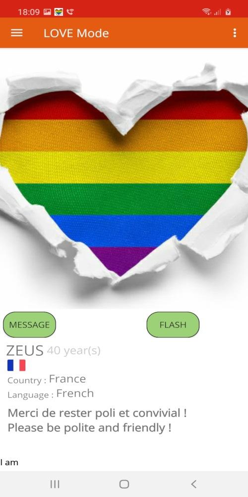 Rencontre LGBT+