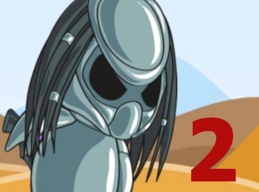 Predator vs aliens 2
